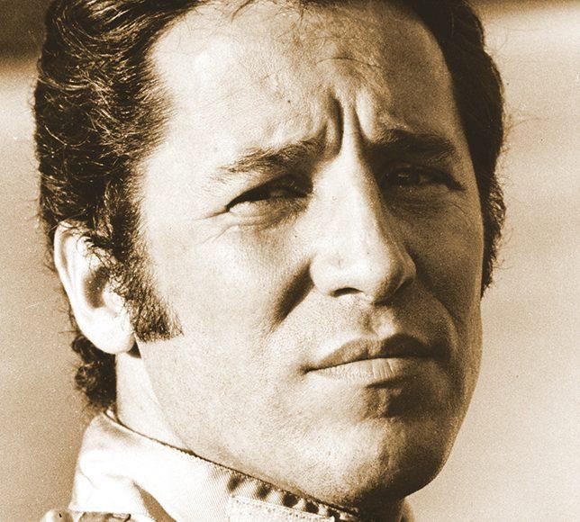 Mario Andretti in the late-1960s.