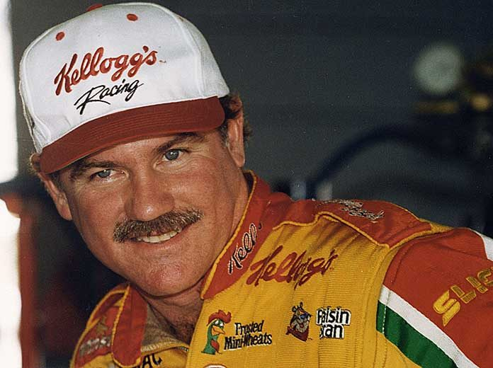 Terry Labonte (pictured) and his brother Bobby Labonte will serve as the co-Grand Marshals for the Southern 500 Parade. (NASCAR Photo)