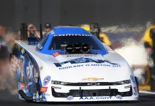 John Force Seeking