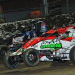 PHOTOS: USAC Sprints Tackle