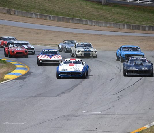 The Sportscar Vintage Racing Ass'n will invade Virginia Int'l Raceway on Sept. 19-22.
