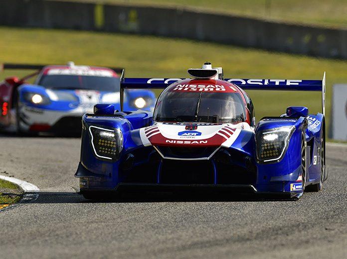 CORE Autosport will end its DPi program at the end of the season. (IMSA Photo)