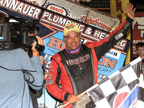 Lance Dewease (Dan Demarco photo)