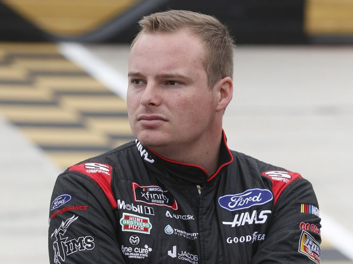 May 4, 2019: Cole Custer during qualifying for the Allied Steel Buildings 200 at Dover International Speedway in Dover, DE.