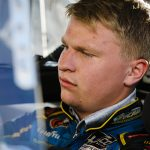 Tyler Dippel was suspended by NASCAR as the result of an arrest Aug. 18 in New York. (Toyota Photo)