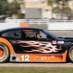 Michael Lewis and his Jaguar XKR took the 2019 U.S. Majors Tour Southeast Conference GT-1 Championship title. (Mark Weber Photo)