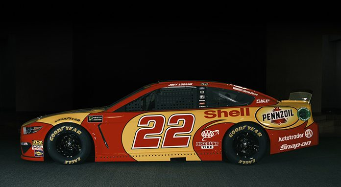 Logano Throwing Back To Harvick & RCR