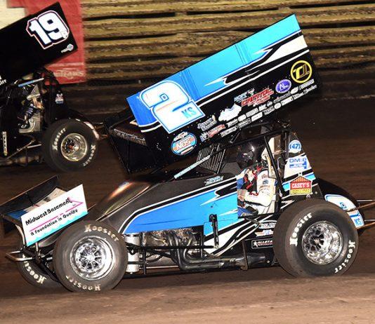 Austin McCarl has left TKS Motorsports. (Paul Arch Photo)