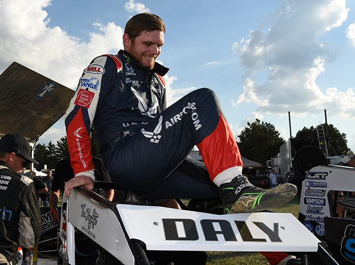 Conor Daly has landed a deal with Petry Motorsports to compete in the BC39. (IMS Photo)