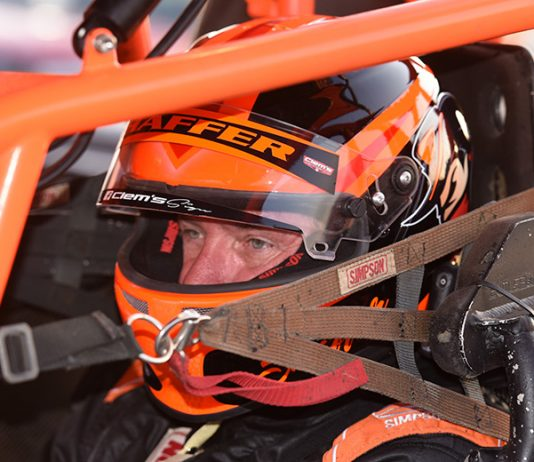 Tim Shaffer will be in action this weekend during the Brad Doty Classic. (Paul Arch Photo)