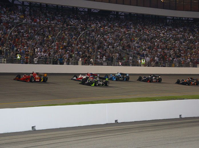 The NTT IndyCar Series will return to Richmond Raceway next year for the first time since 2009. (IndyCar Photo)