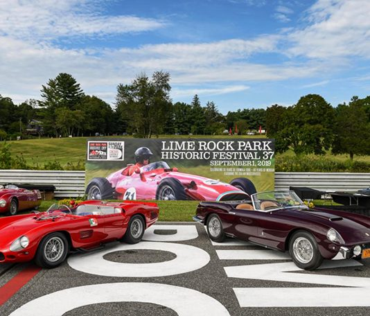 The 37th annual Historic Festival at Lime Rock Park has come to a close.