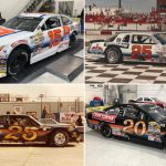Venturini Motorsports will utilize two throwback paint schemes at Salem Speedway later this month.