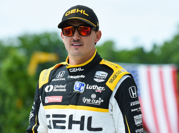 Rahal Rejoins Acura Team Penske For Petit Le Mans SPEED