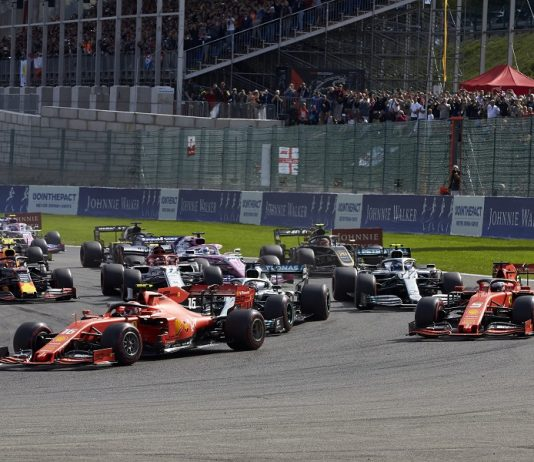 PHOTOS: Belgian Grand Prix