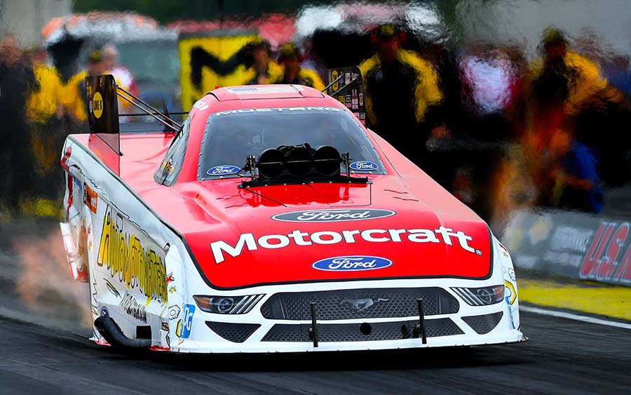 Ford Extends Support Of Tasca Racing