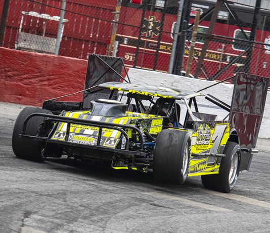 The Tunny family has won the World Figure-8 Championship an astounding nine times between five family members. (Ian Plasch Photo)