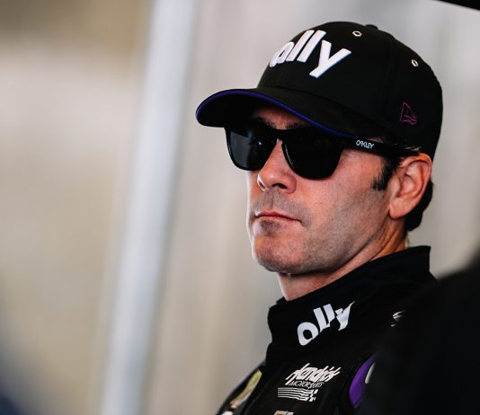 Jimmie Johnson 2019 Indy