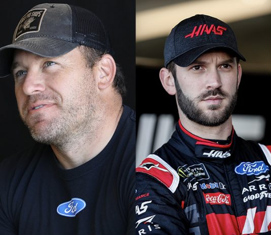 Ryan Newman (left) and Daniel Suarez (right) are tied for the final spot in the Monster Energy NASCAR Cup Series playoffs entering Sunday's Big Machine Vodka 400 at Indianapolis Motor Speedway. (IMS Photos)