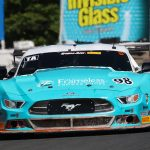 Ernie Francis Jr. earned the pole for Sunday's Trans-Am Series race at Watkins Glen Int'l.