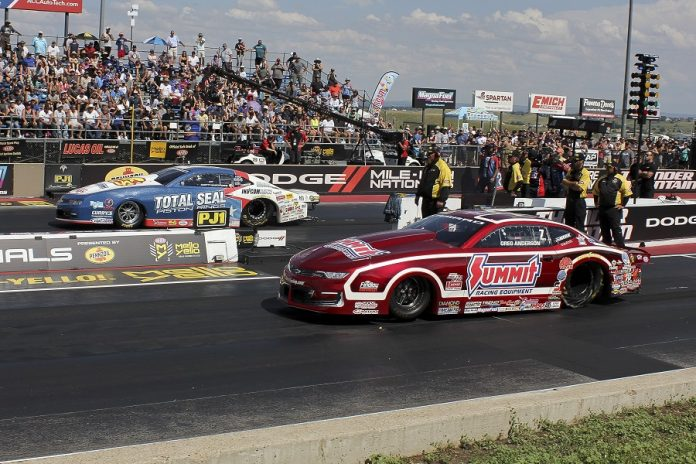 NHRA Reveals 18-Race