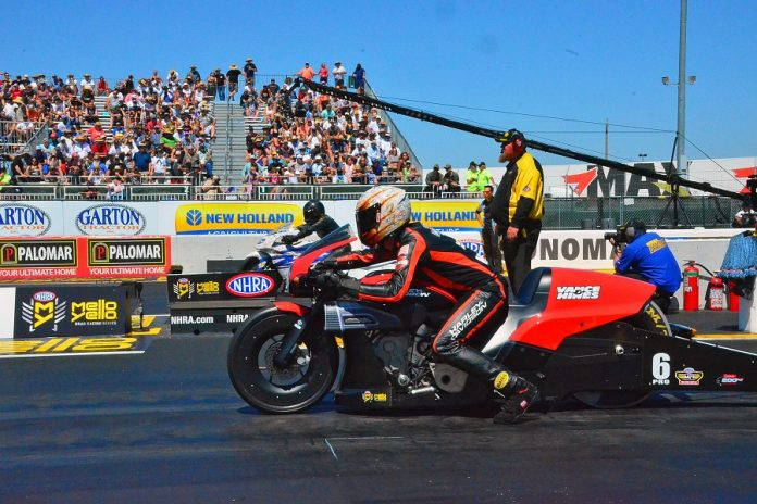 16 Races For NHRA