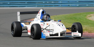 Scott Rettich claimed two U.S. Majors Tour Northeast Conference championships, one in FE2 (pictured) and the other in SRF3 (Mark Webber Photo)