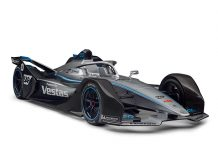 Mercedes has revealed its new car and driver roster for the 2019/2020 Formula E season.