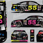 Gavin Harlien will drive a throwback to Tony Venturini during Saturday's ARCA Menards Series event at Salem Speedway.