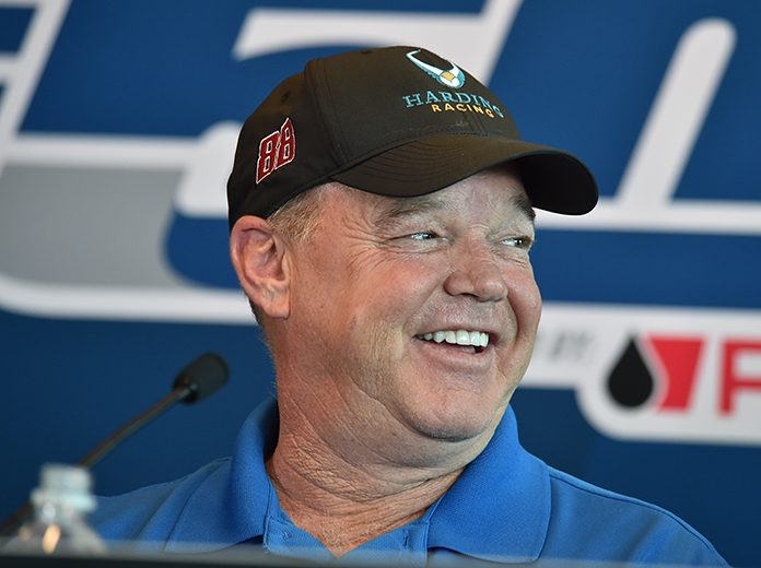 Al Unser Jr. will compete in the SVRA Vintage Race of Champions Charity Pro-Am at Virginia Int'l Raceway. (IndyCar Photo)