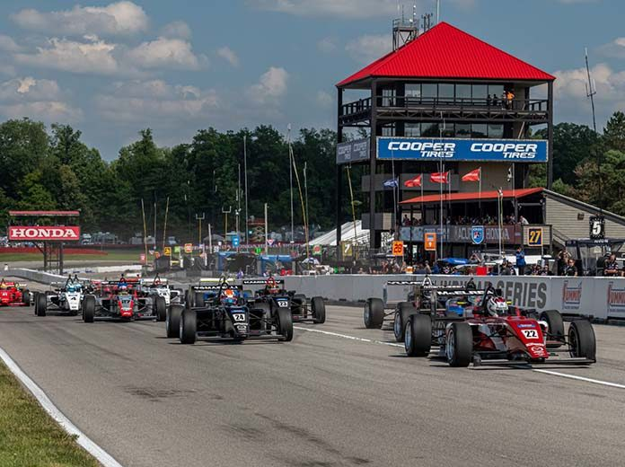 Andersen Promotions has announced the 2020 schedules for all three Road to Indy divisions.