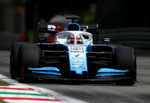 Williams F-1 will remain with Mercedes through 2025. (Williams photo)