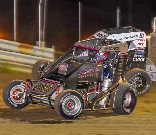 PHOTOS: POWRi Open Wheel