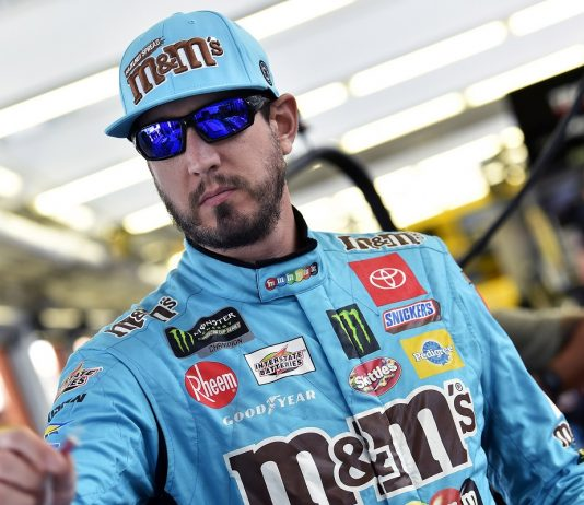 Busch: 'I'm Only Here