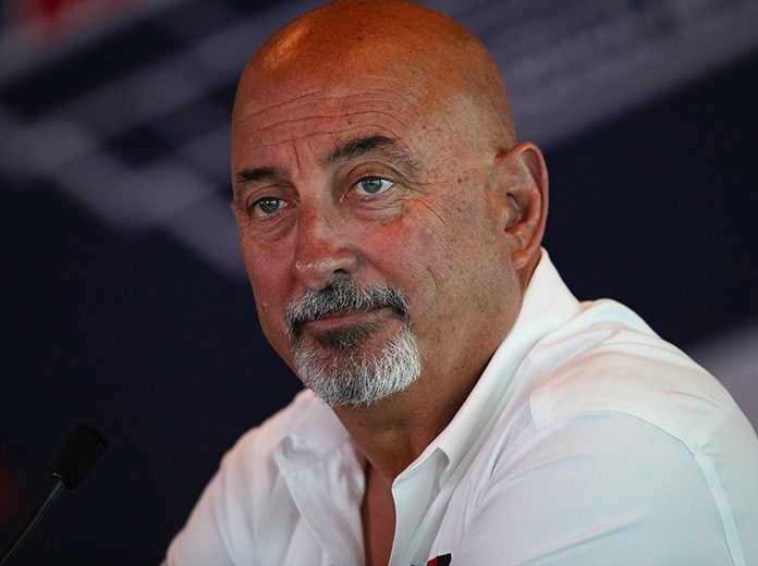 Bobby Rahal won four times in Indy car competition at WeatherTech Raceway Laguna Seca. (IndyCar Photo)