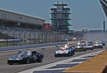 The Sportscar Vintage Racing Ass'n has set a 14-race schedule for 2020. (IMS Photo)