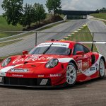 Coca-Cola will appear on both Porsche 911 RSR entries during the Motul Petit Le Mans. (Porsche Photo)