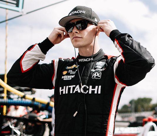 Josef Newgarden controls his own destiny as he pursues his second NTT IndyCar Series championship this weekend at WeatherTech Raceway Laguna Seca. (IndyCar Photo)