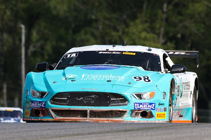 The Trans-Am Series is heading to Virginia Int'l Raceway this week.
