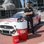 Drydene will sponsor Corey LaJoie in the Drydene 400 at Dover Int'l Speedway on Oct. 6.