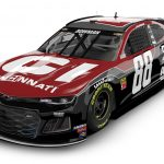 Cincinnati Inc. has inked a 10-year sponsorship agreement with Hendrick Motorsports.