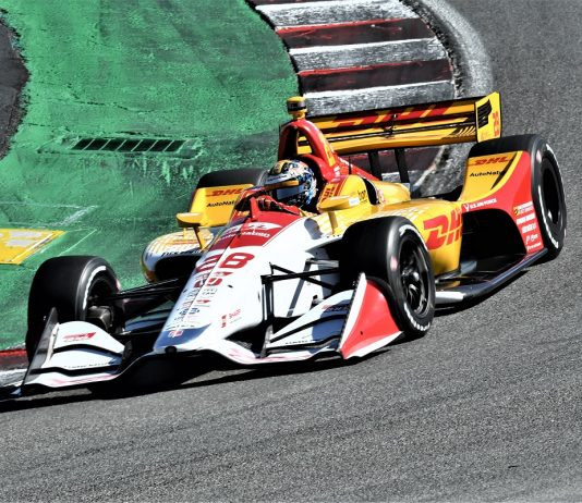 Hunter-Reay Heads Title