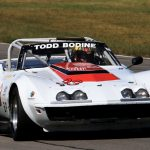 Todd Bodine was the overall winner of Saturday's VROC Charity Pro-Am race at Virginia Int'l Raceway. (Dave Ferguson Photo)