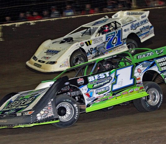 PHOTOS: Lucas Late Models Debut