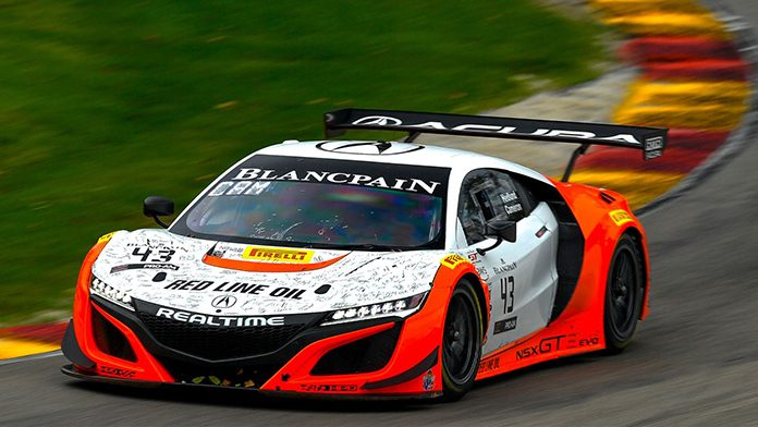Mike Hedlund and Dane Cameron powered to victory Sunday at Road America.