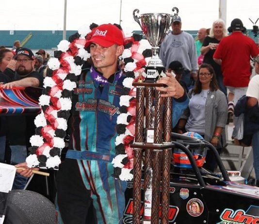 Oswego Classic Winner Lands