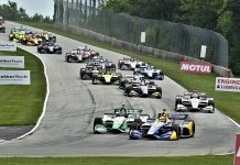 The NTT IndyCar Series at Road America. (Al Steinberg Photo)