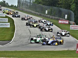 The NTT IndyCar Series at Road America. (Al Steinberg Photo)