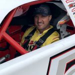 Michael Faulk will carry sponsorship from Dentures Today during the Myrtle Beach 400.