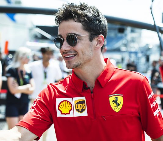 Charles Leclerc (Ferrari Photo)